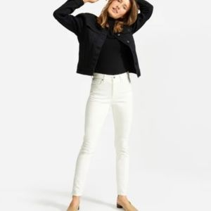 Everlane Women's Highrise Skinny Jean - Ankle